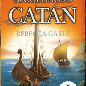 Los colonos de Catan novela