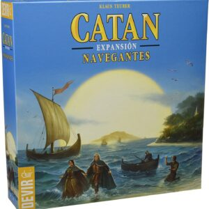 catan expansion navegantes
