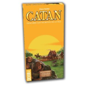 catan mercaderes y barbaros ampliacion