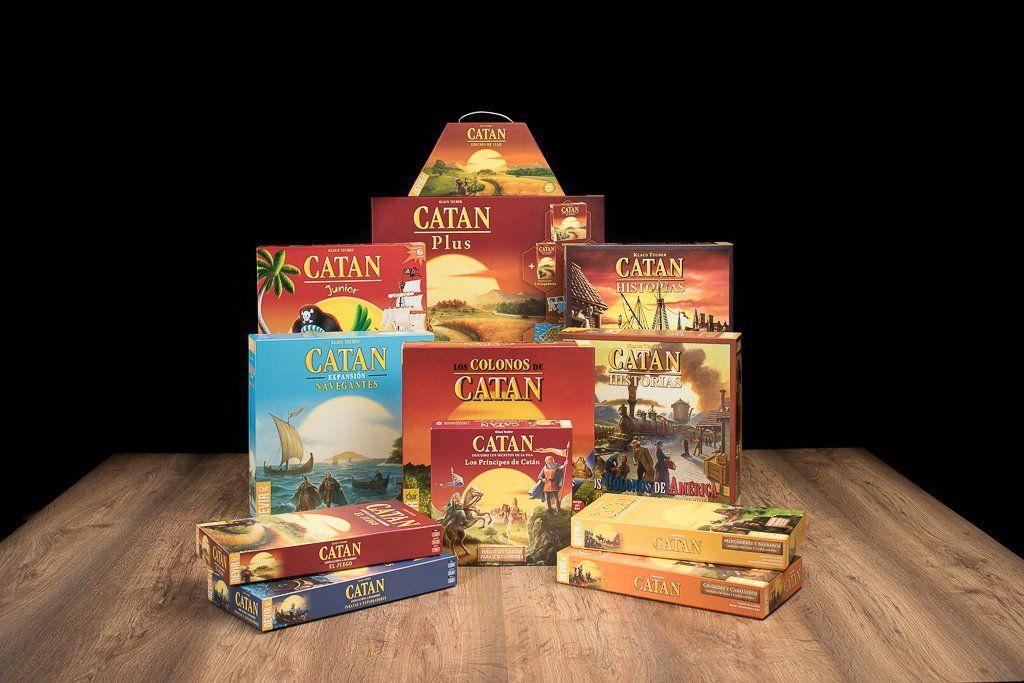 Ediciones de Catán