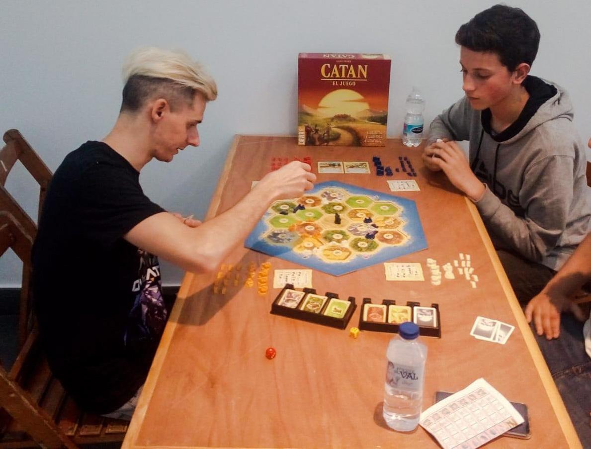reglas Catan 2 jugadores